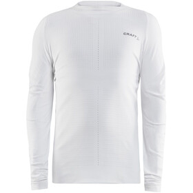 Craft CTM Crewneck Longsleeve Heren, white